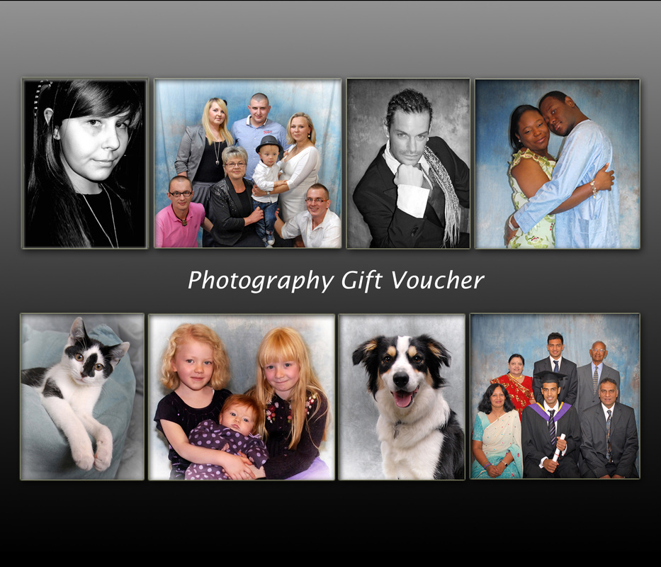 Photography Gift Vouchers